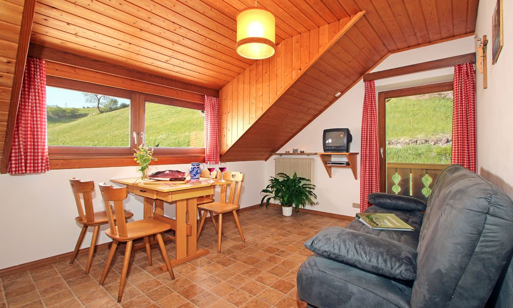 La vostra casa vacanze nel Pirchnerhof al Renon