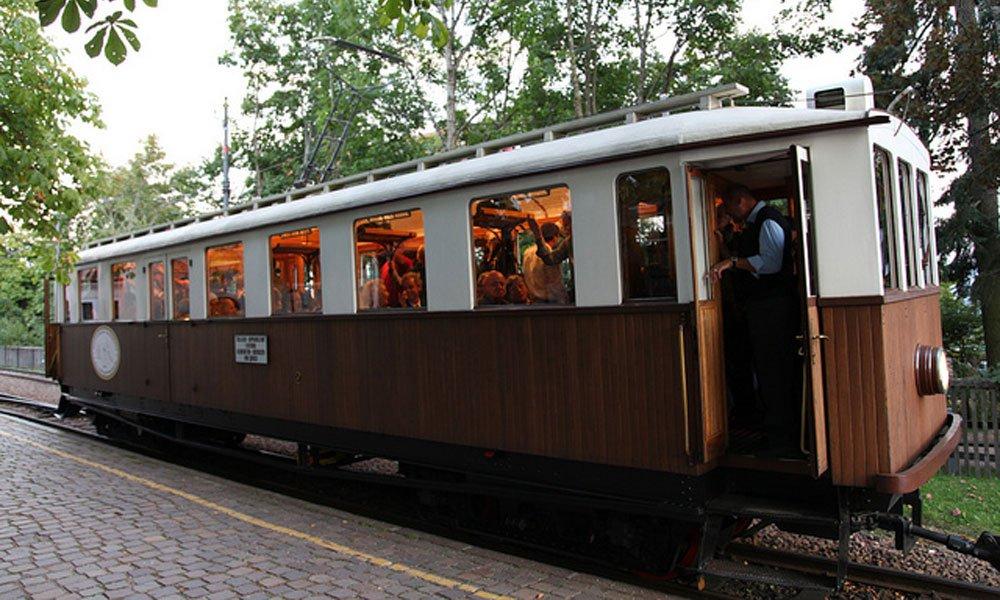 Il treno del Renon
