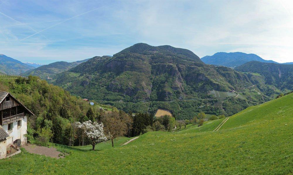 Il Pirchnerhof: la base ideale per le escursioni al Renon