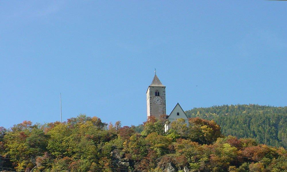 Im Herbst auf unserem Pirchnerhof