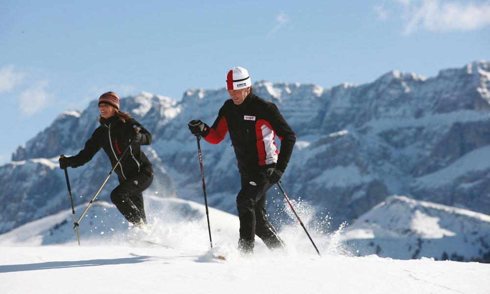 Ideale Bedingungen für einen Winterurlaub am Ritten