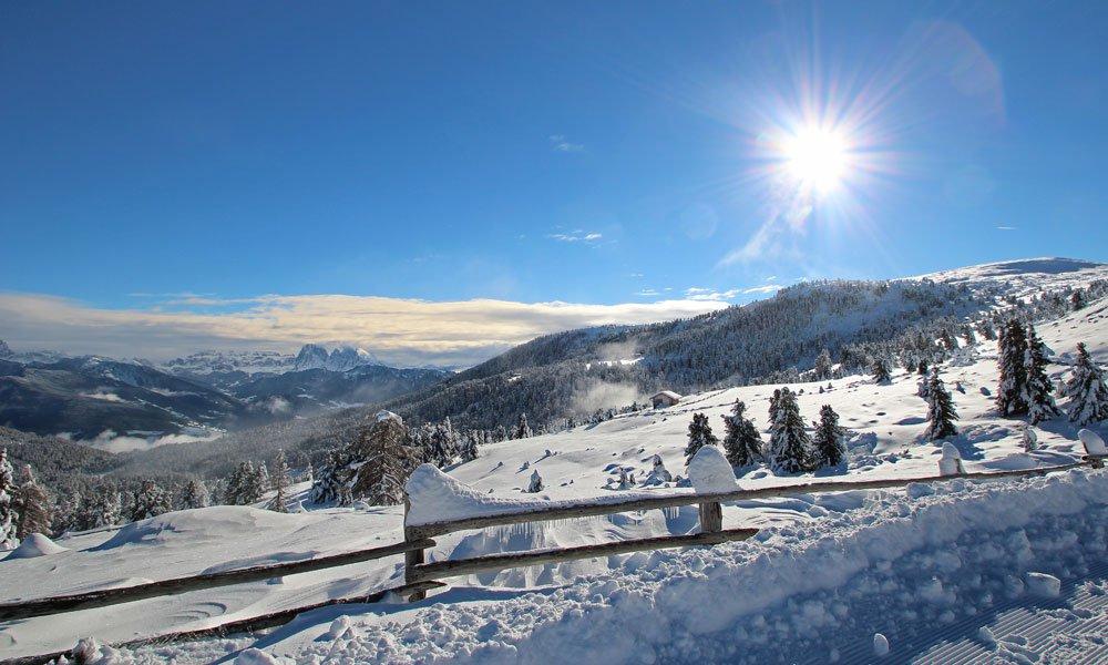 Vacanze invernali al Renon al Pirchnerhof